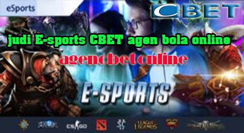 judi E-sports CBET